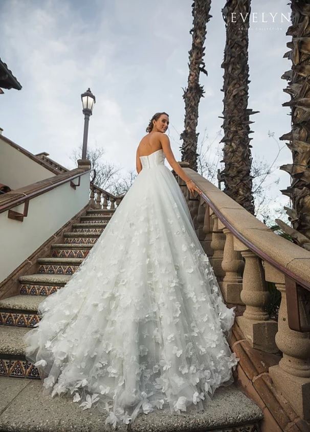 Asheville wedding gown