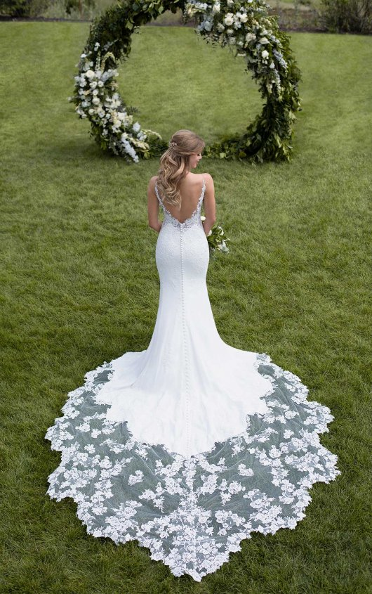 WNC bridal gown and attire
