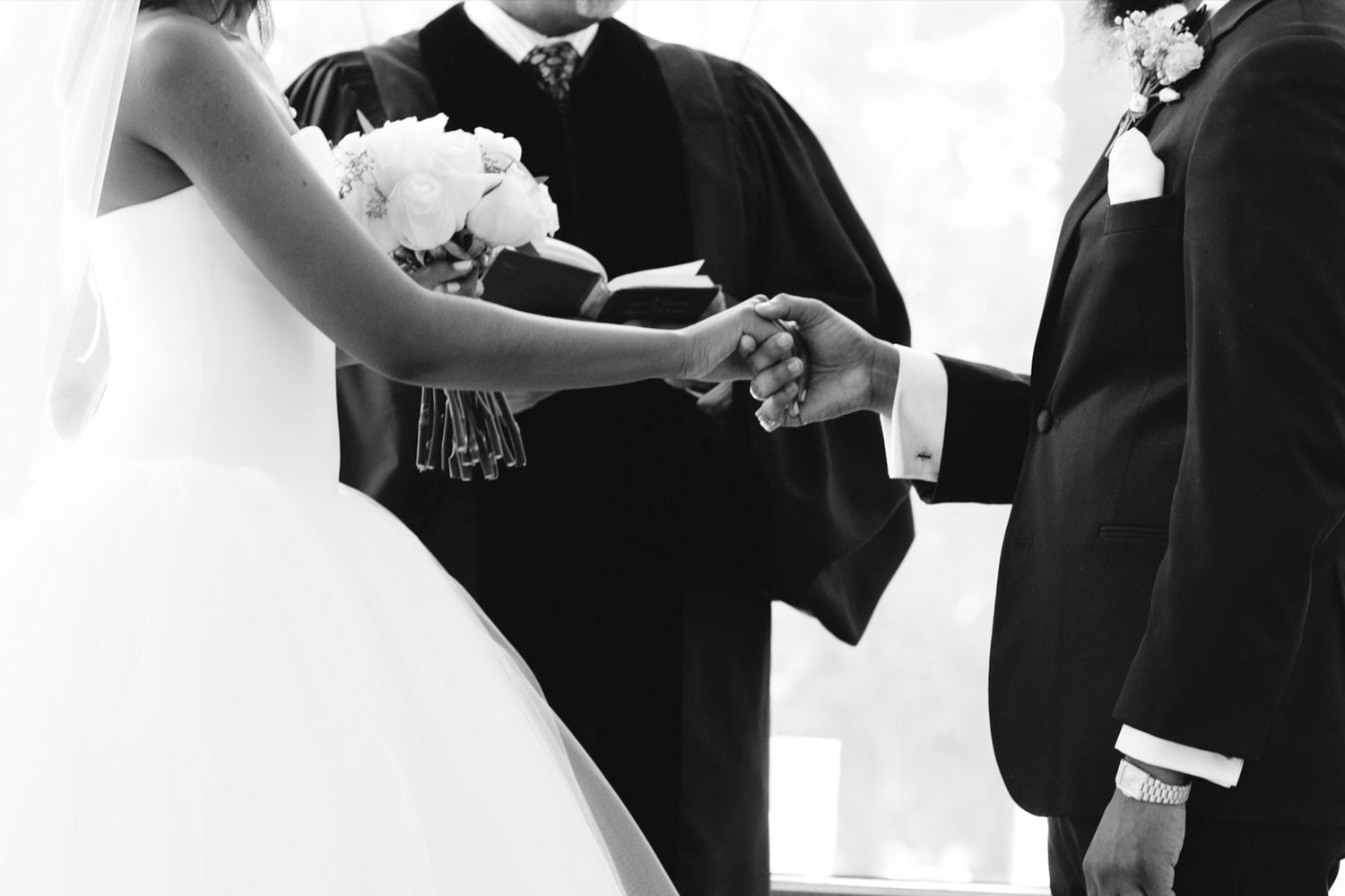 WEDDING OFFICIANT  Are you a local wedding professional within an hour of Asheville? This could be your page!  Contact me  or  join here .