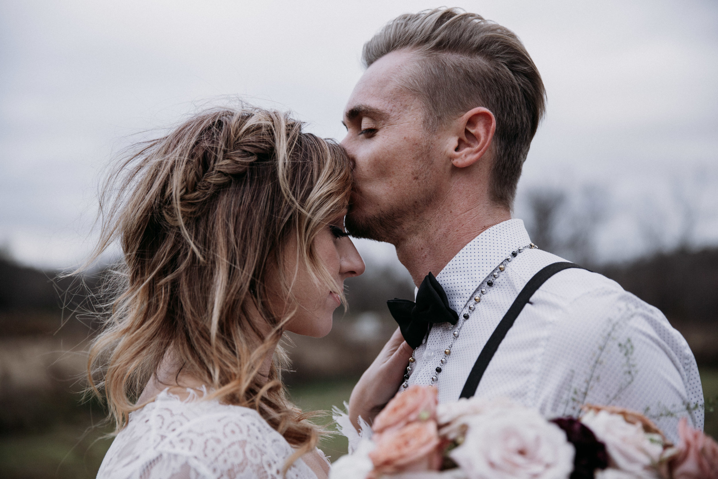 photo caption:   Masha Photographe  : When shooting weddings, Masha focuses on candid moments using artistic style to create that perfect shot.