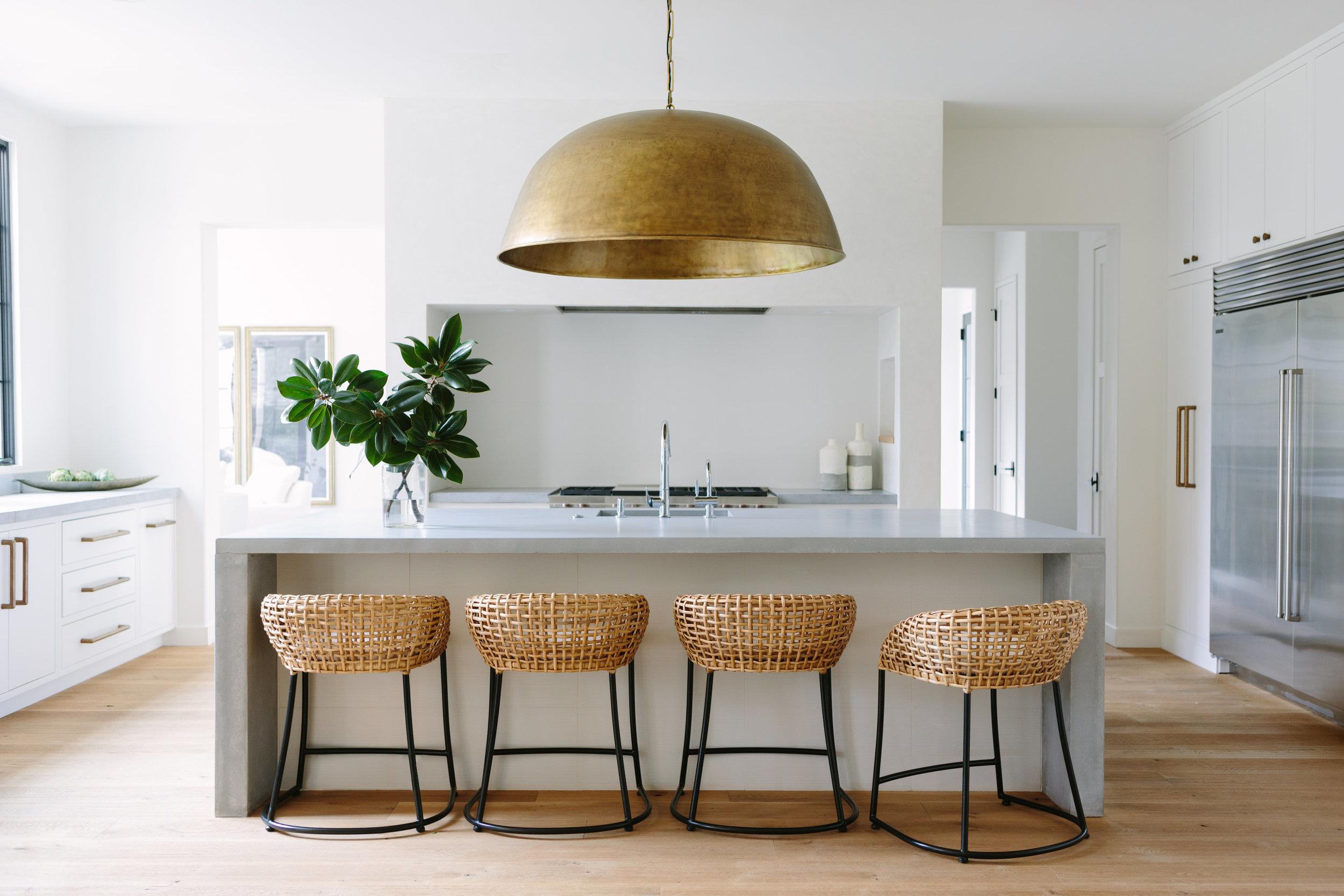 Image/Design Via Mitzi Maynord Interiors