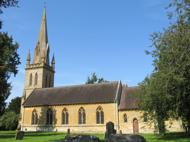 St David's Moreton in Marsh