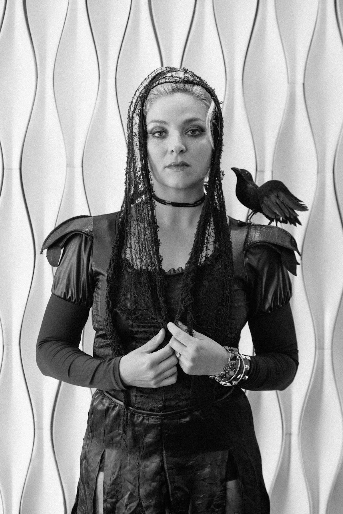 Zoë Poledouris, daughter of Lonesome Dove composer Basil Poledouris. - photo by Yvette Roman