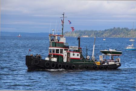 Tug Thea Belle Courtesy LG Evans Maritime Images