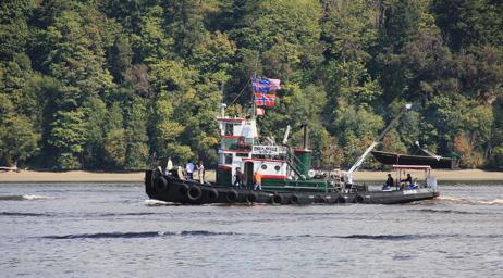 Tug Thea Belle. Photo courtesy LG Evans Maritime Images