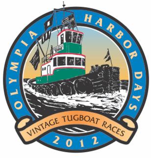 Olympia Harbor Days 2012 Logo
