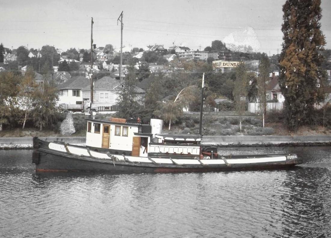 Foss No. 15 Lake Washington Ship Canal