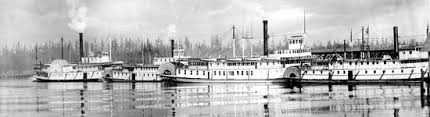 Mosquito Fleet. Photo courtesy of the City of Olympia.  Click here  to learn more.