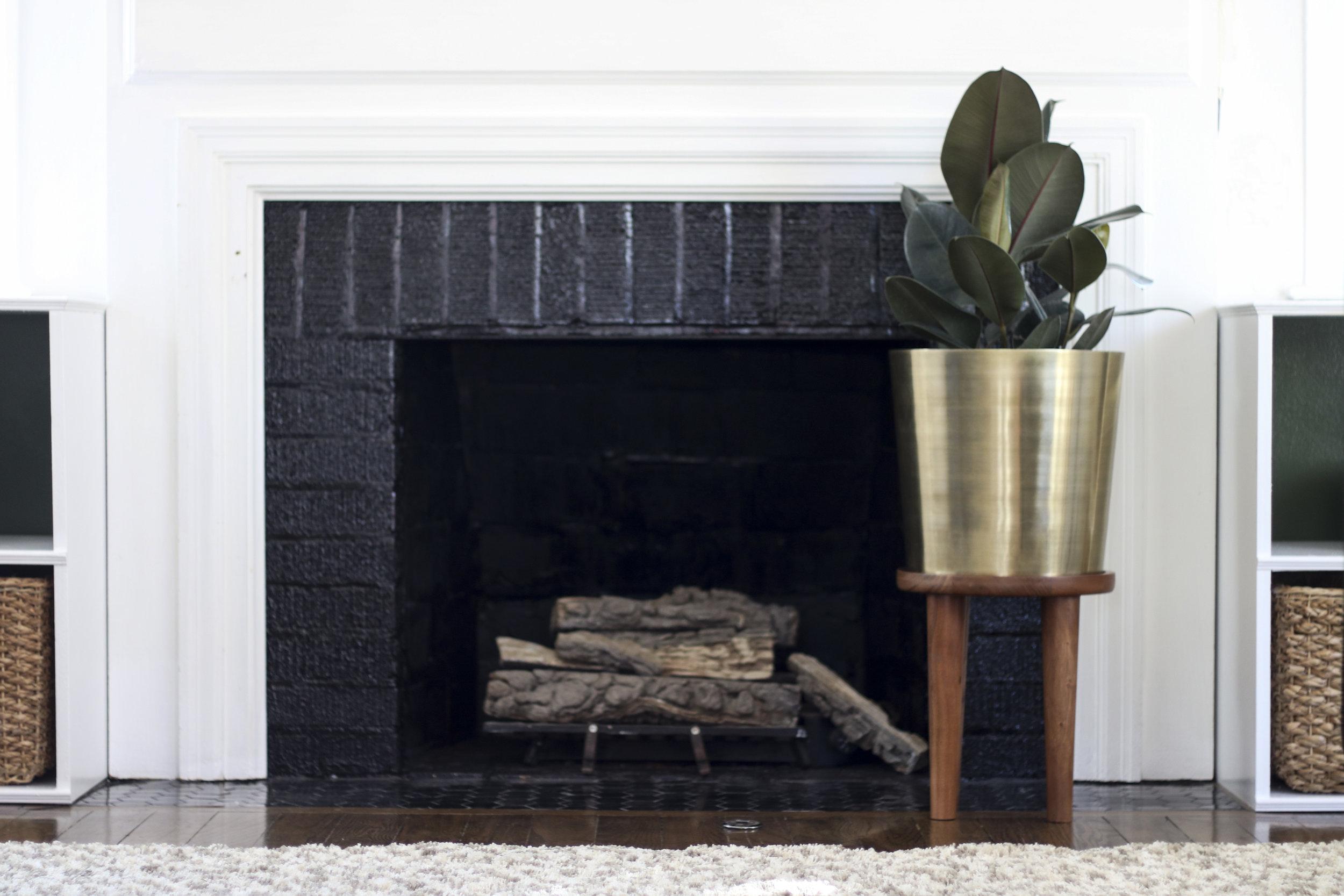 High Heat Paint  |  Planter