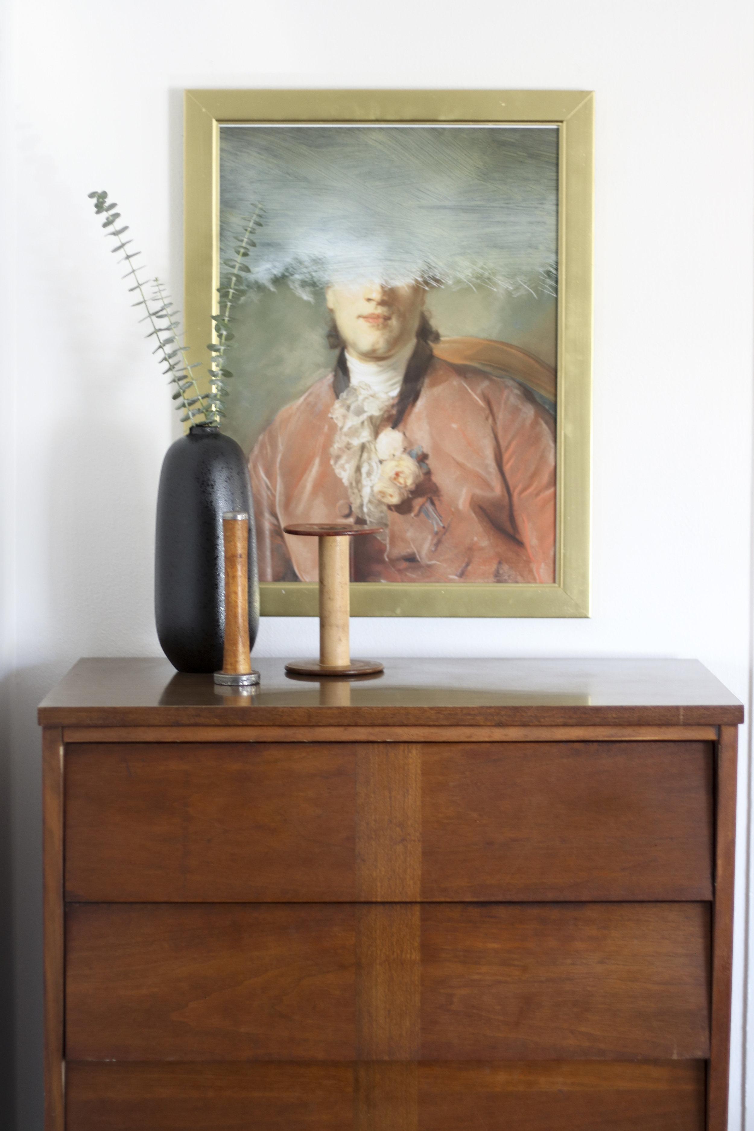 Art  |  Vase  | Dresser (antique shop)