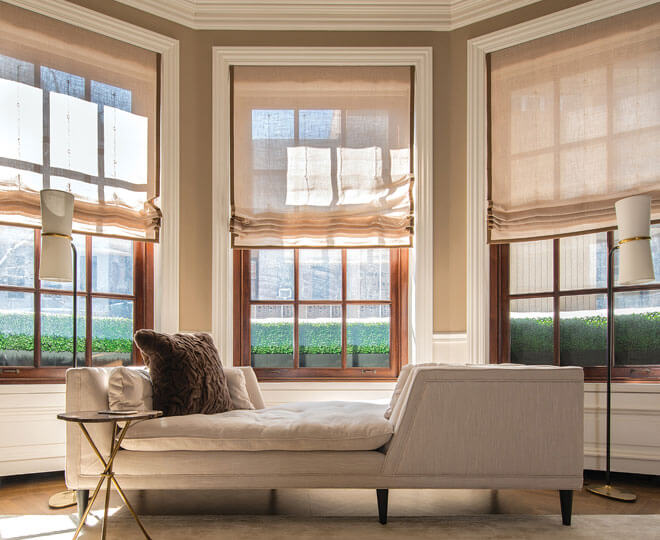 "- Windows provide refreshing sunlight to any room, and controlling the amount of light is key to producing the results you're looking for. Shade and drape control allow you the ability to set ""presets"" where you most often like your shades to be. Each time a preset is selected, all your shades will be set to the same height so you don't need to worry about trying to adjust individual ones over and over again to achieve the same look."