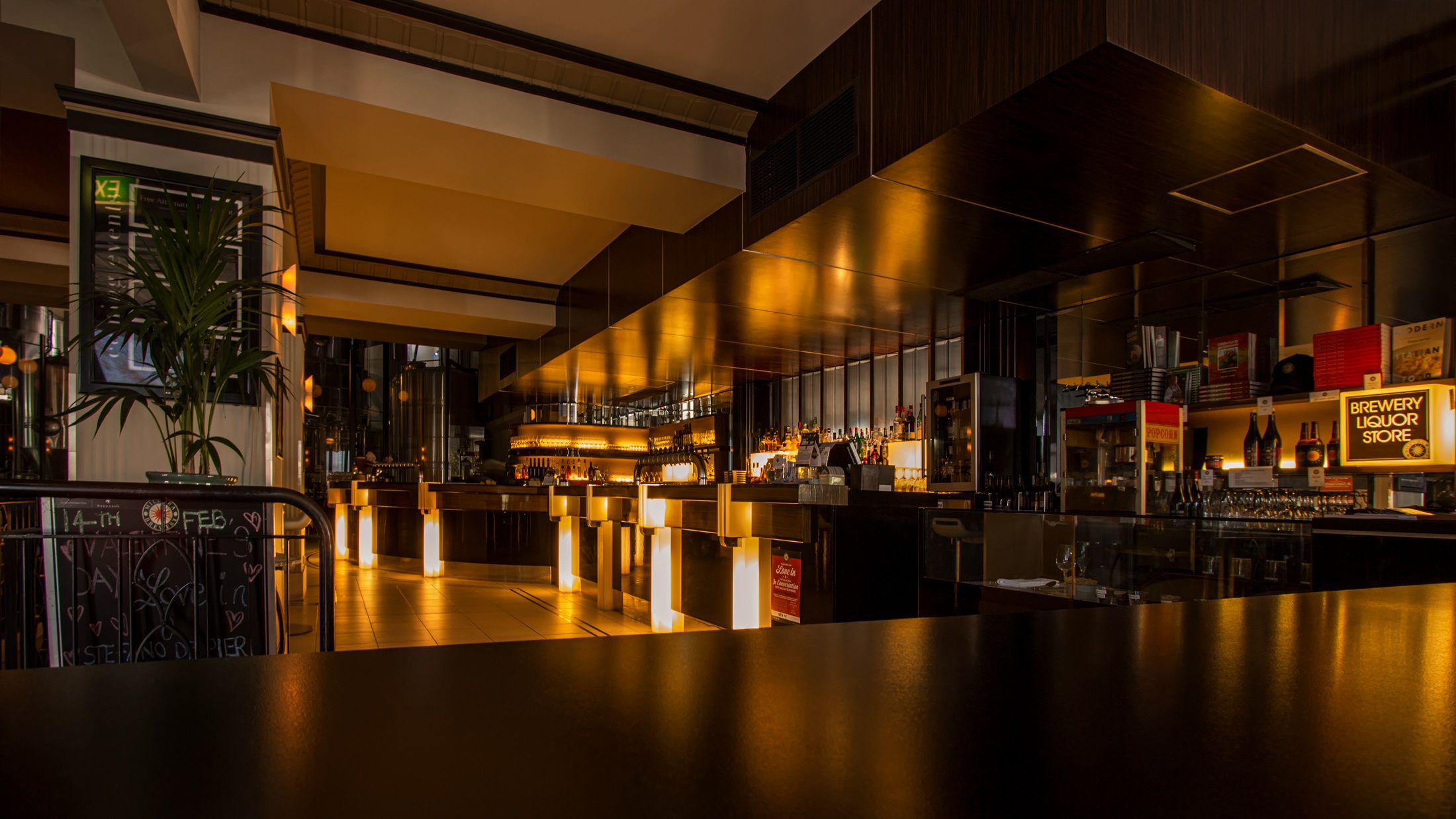 Restaurant and Retail Environments -