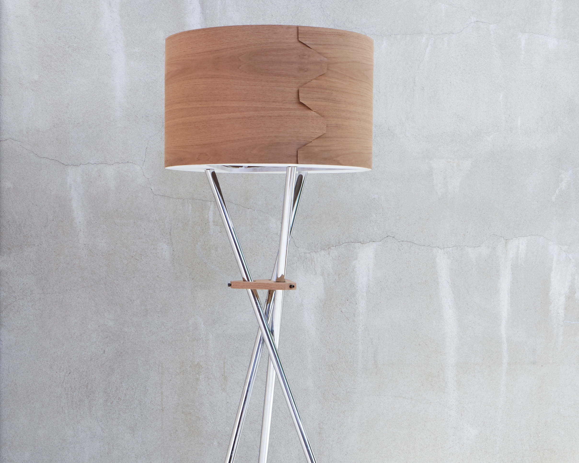 Rue Neuve Collection: Floor Lamp