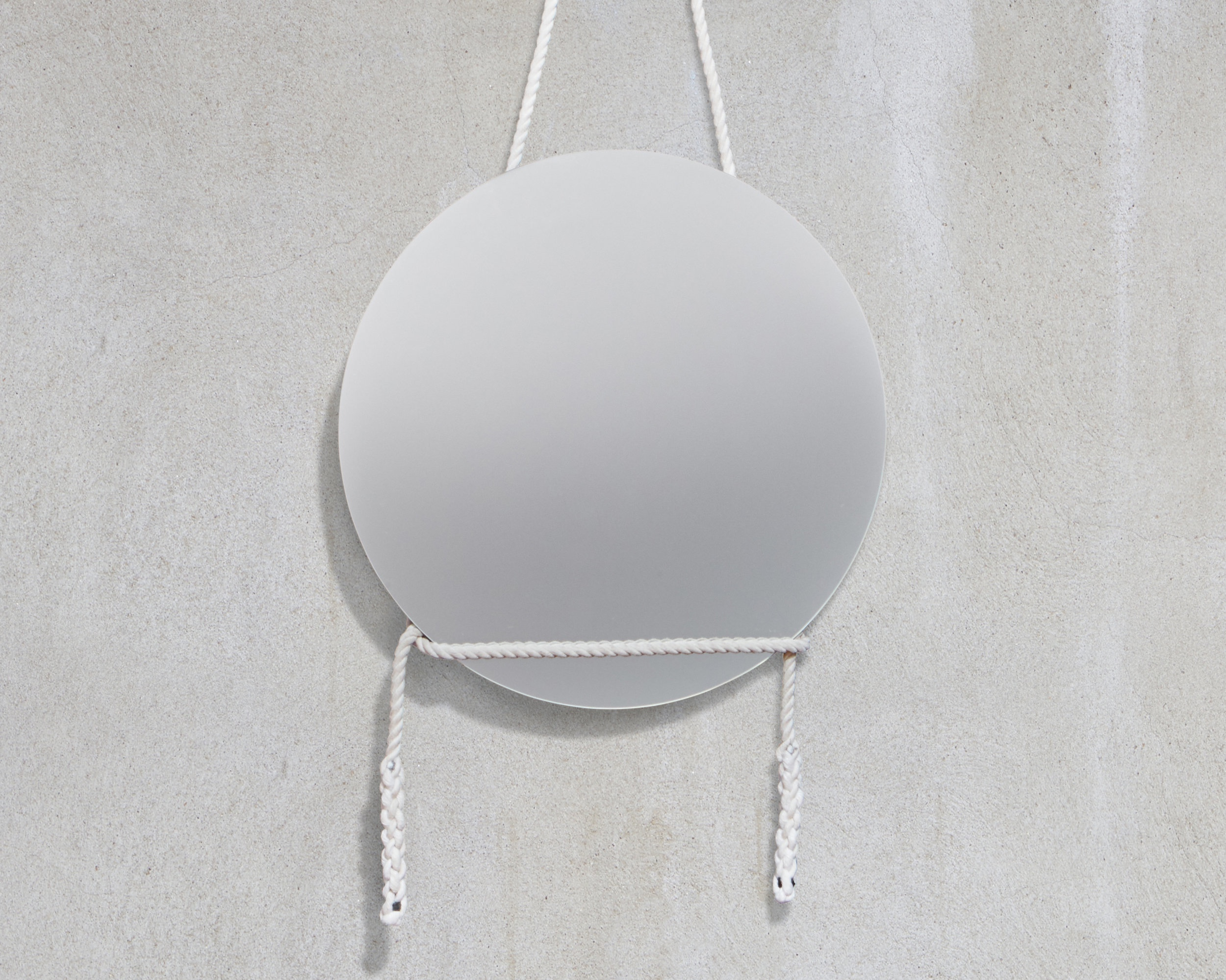 North Fork Collection: Single Rope Mirror
