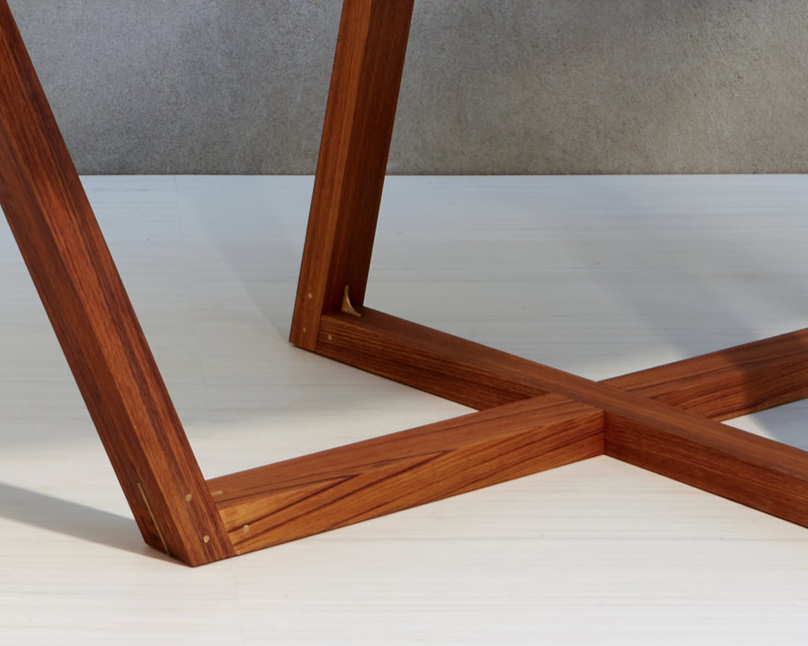 Nuevo Collection: Trapezoid Table (Large) Legs