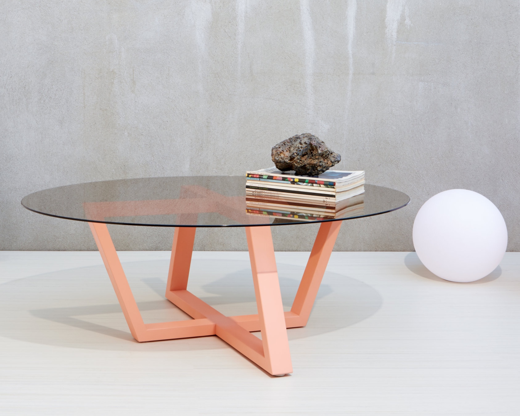 Nuovo-Trapezoid-Table-Small