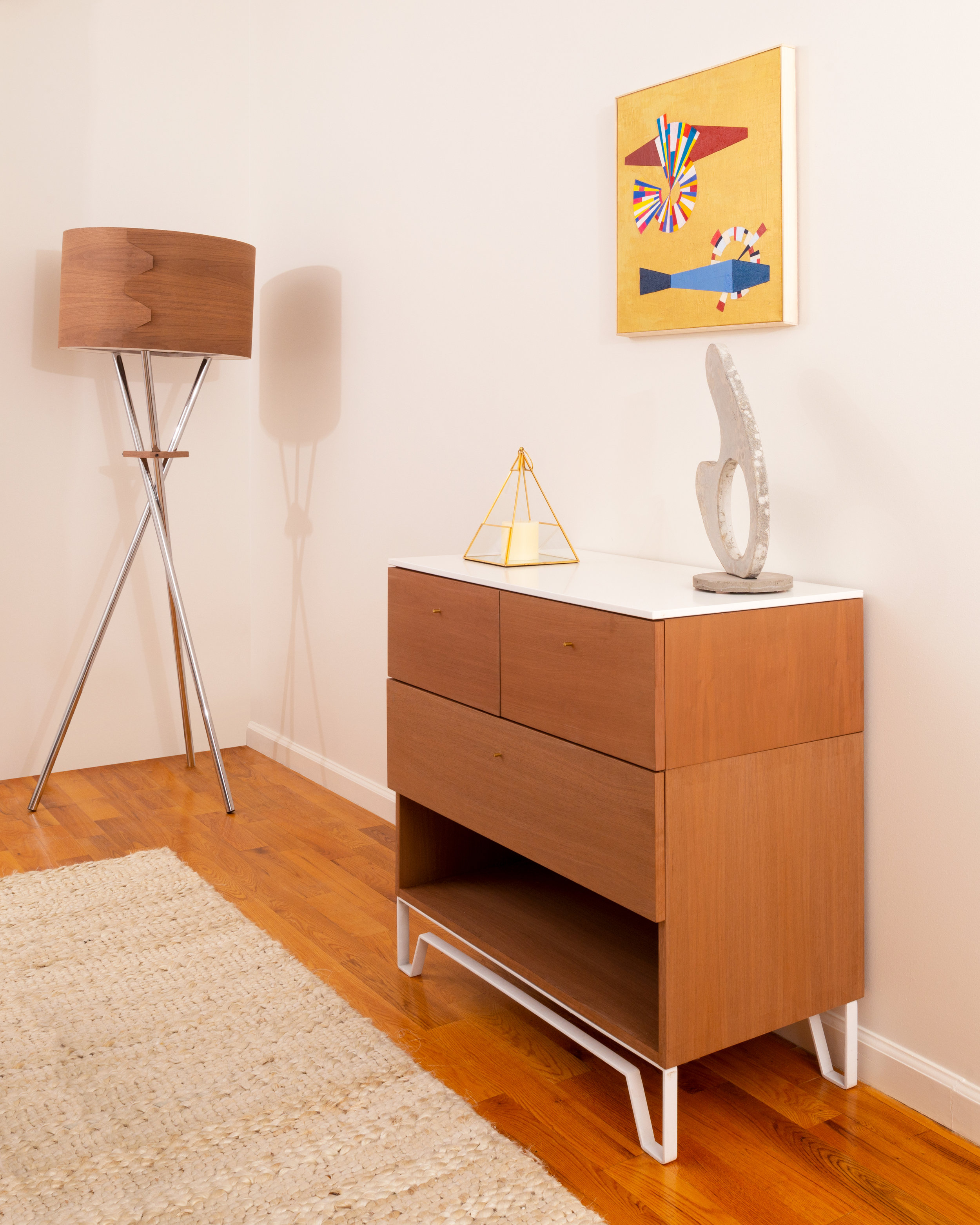 Nuovo-Collection-Floor-Lamp-and-Double-Geode-with-drawer