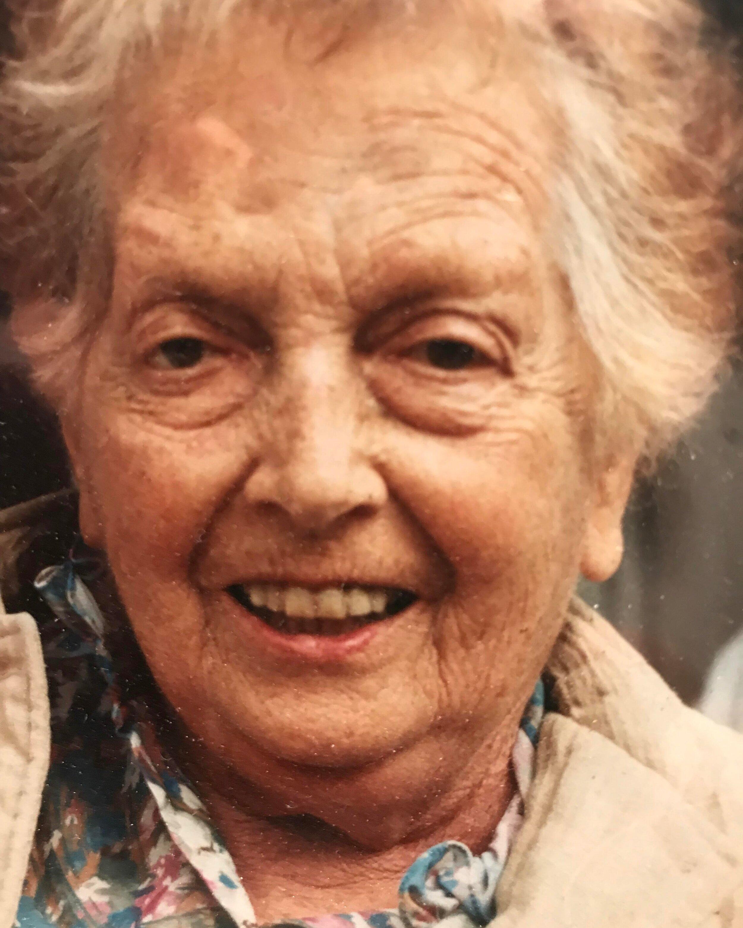 Rebecca's grandmother, Klara Magrit