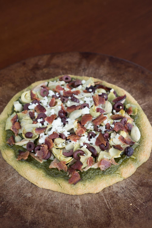 Paleo Coconut Flour Pizza Crust