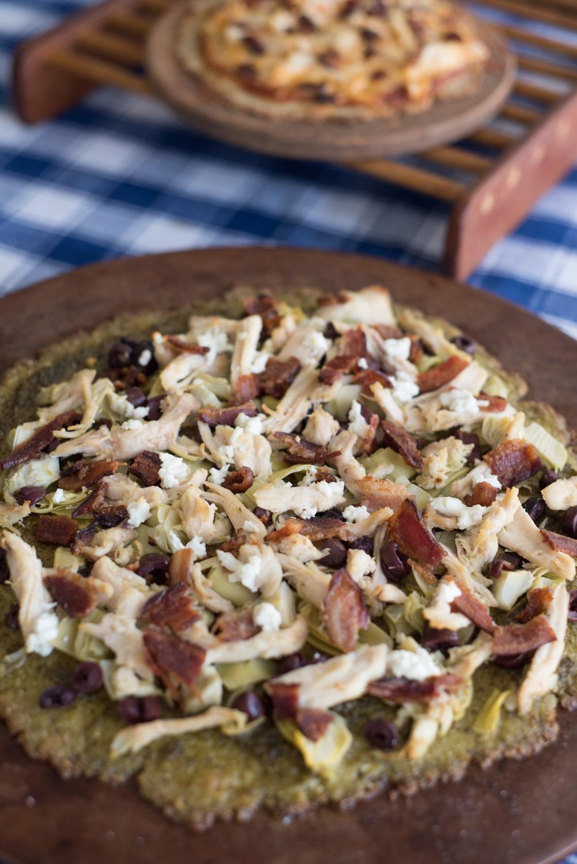 AIP Cauliflower Pizza Recipe