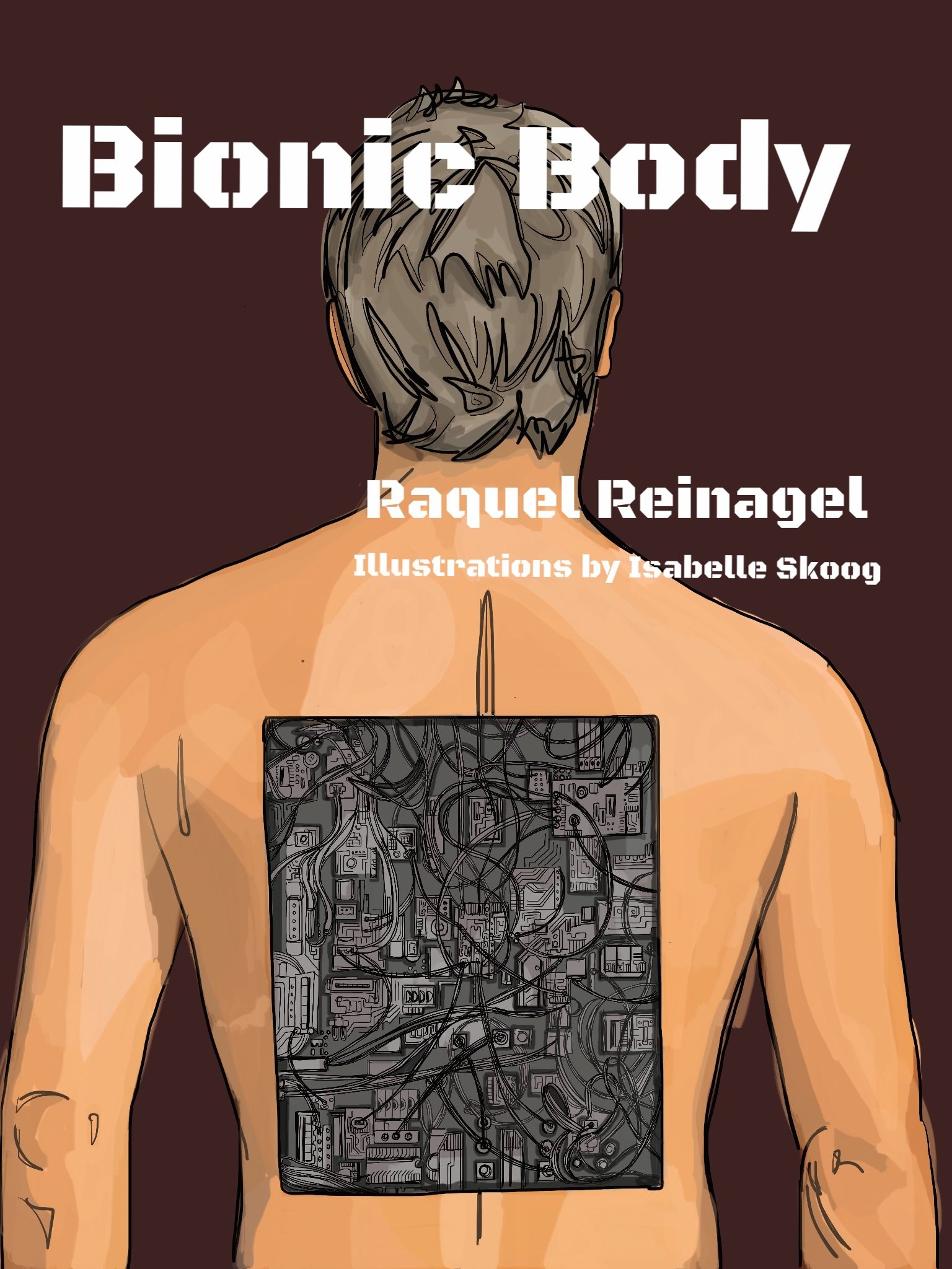 Bionic body cover
