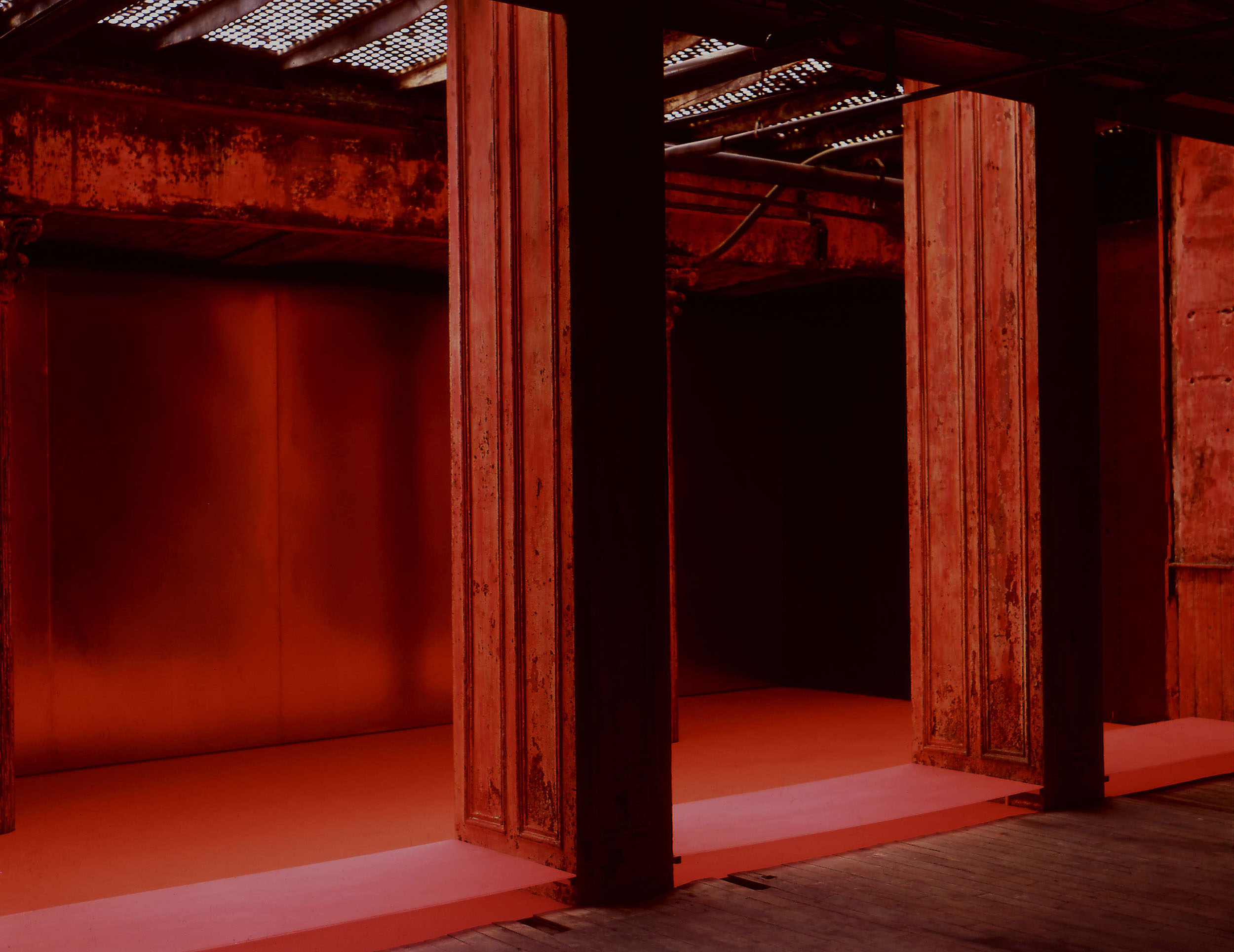 Red Vault,  1992   New York, NY