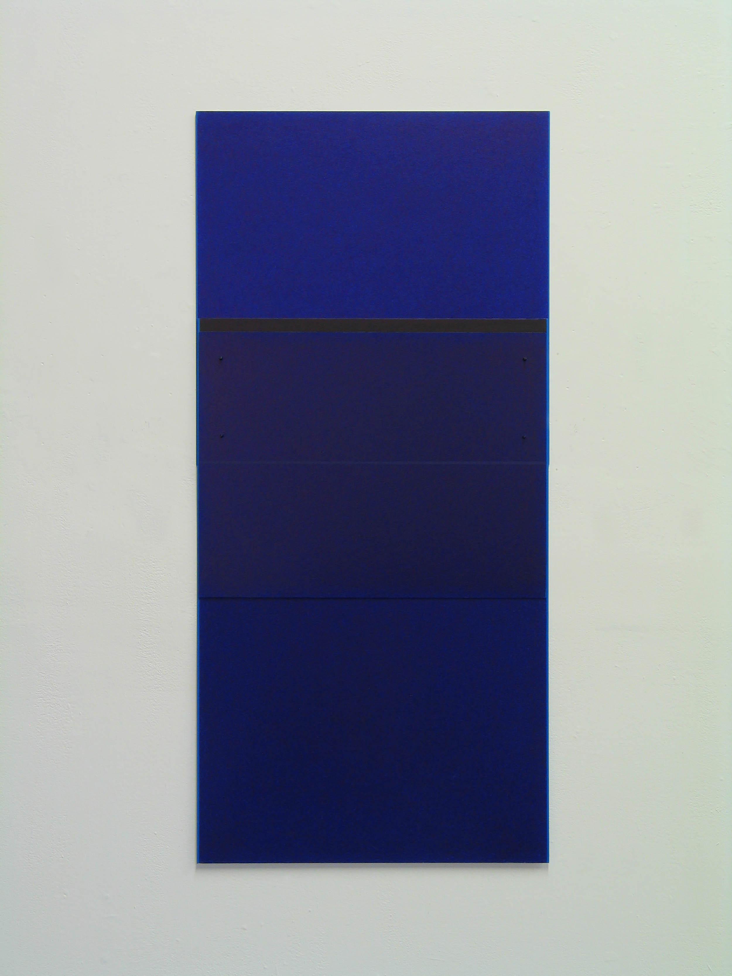 "Interval, 2007     42.4 x 20""    107.7 x 50.8 cm"