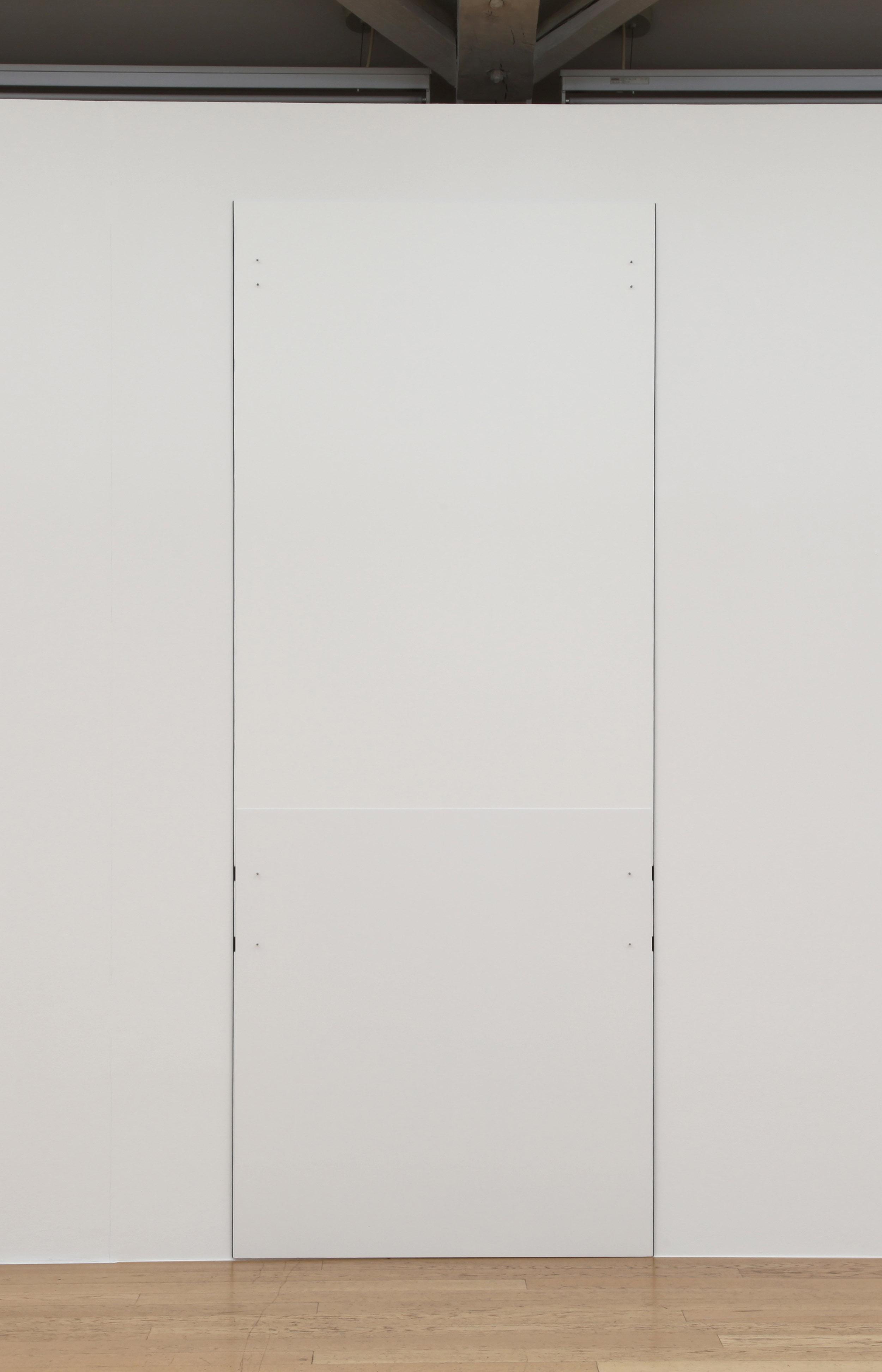 Lighter Still, 2010  108 x 43.25  274.4 x 110cm