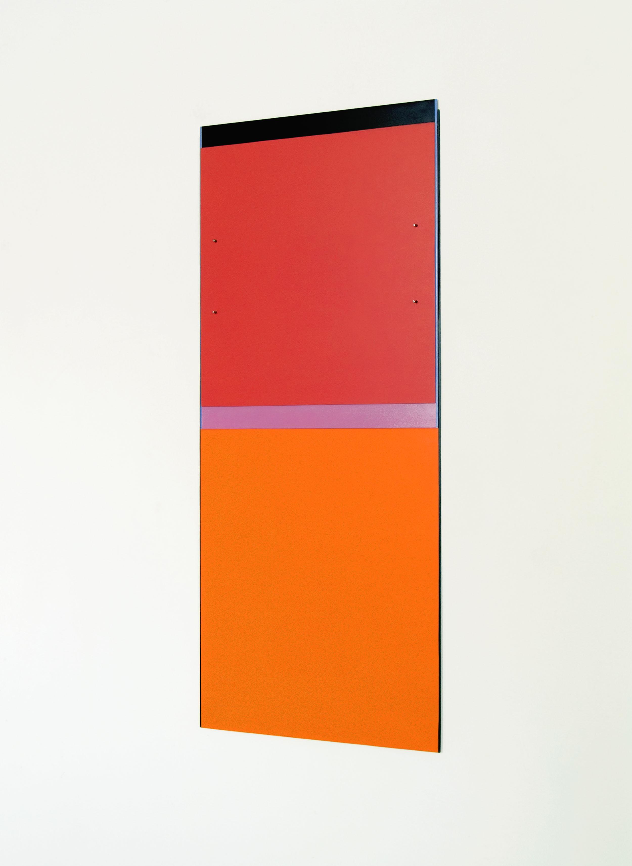"Return,2006/2008  42.7 x 18.2"" 108.5 x 45.3cm"