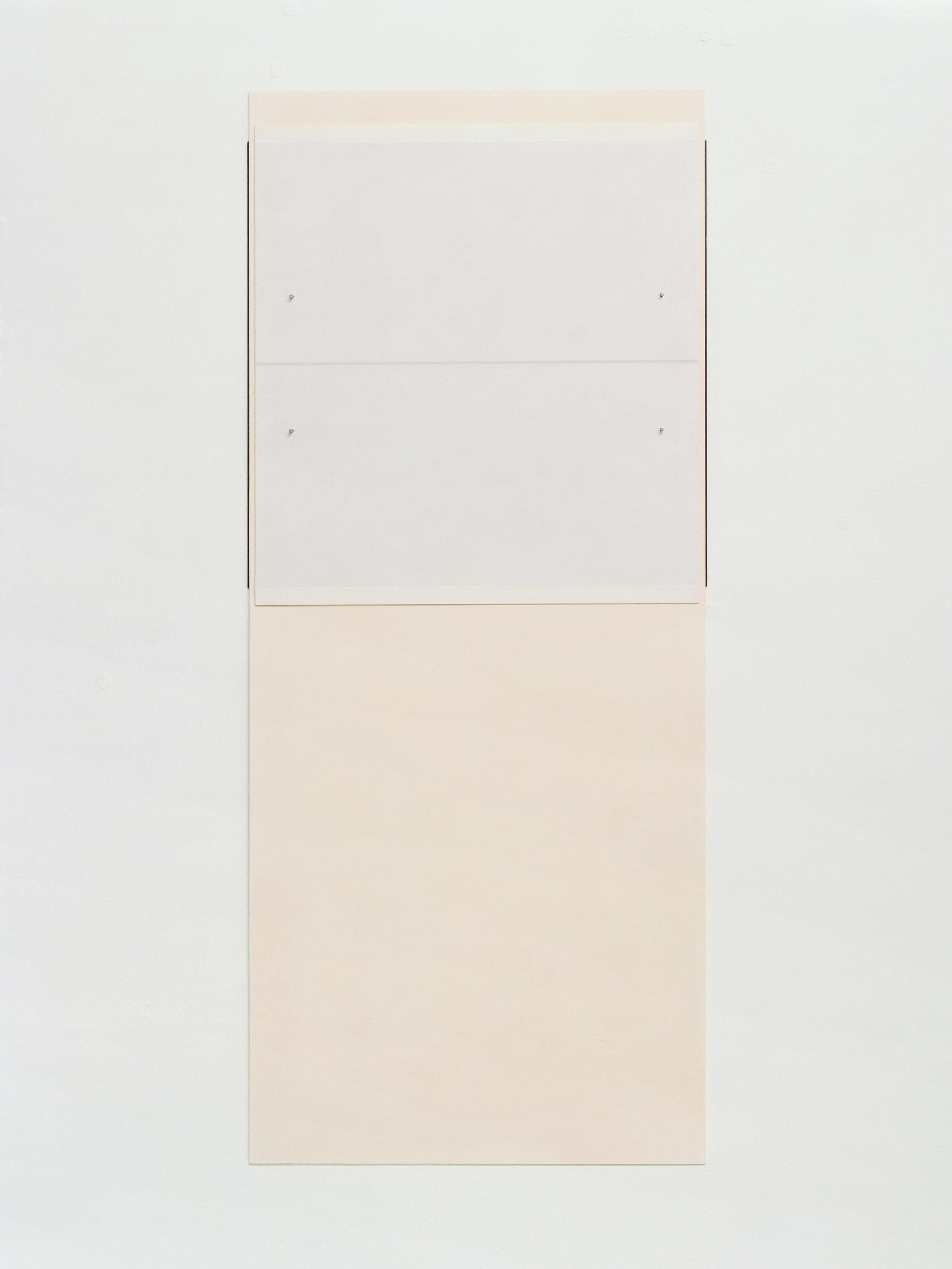 """H, 2004  48 x 20.62""""   122 x 52.4cm"""