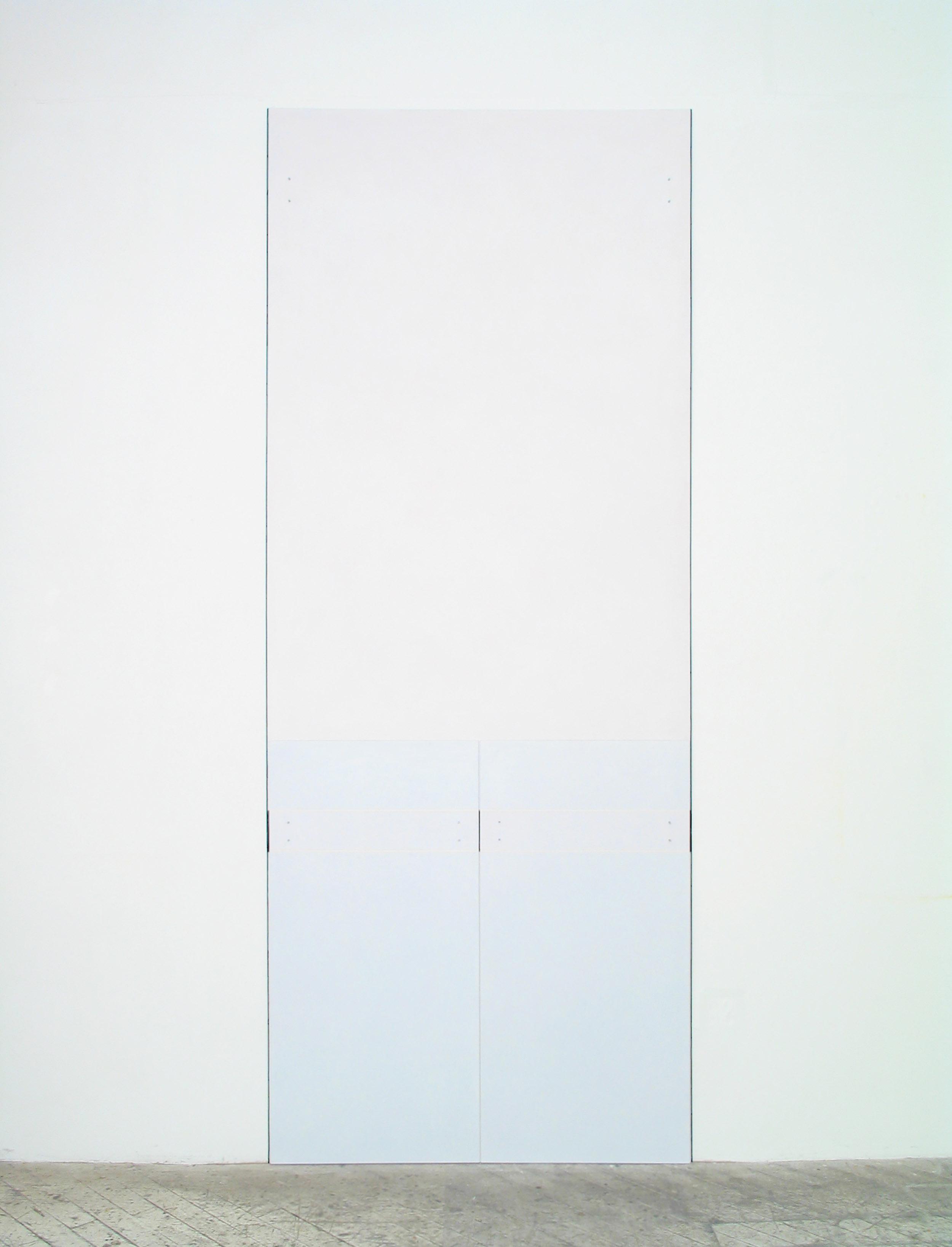 "Untitled, 2006  120 x 48""  304.8 x 121.9cm"