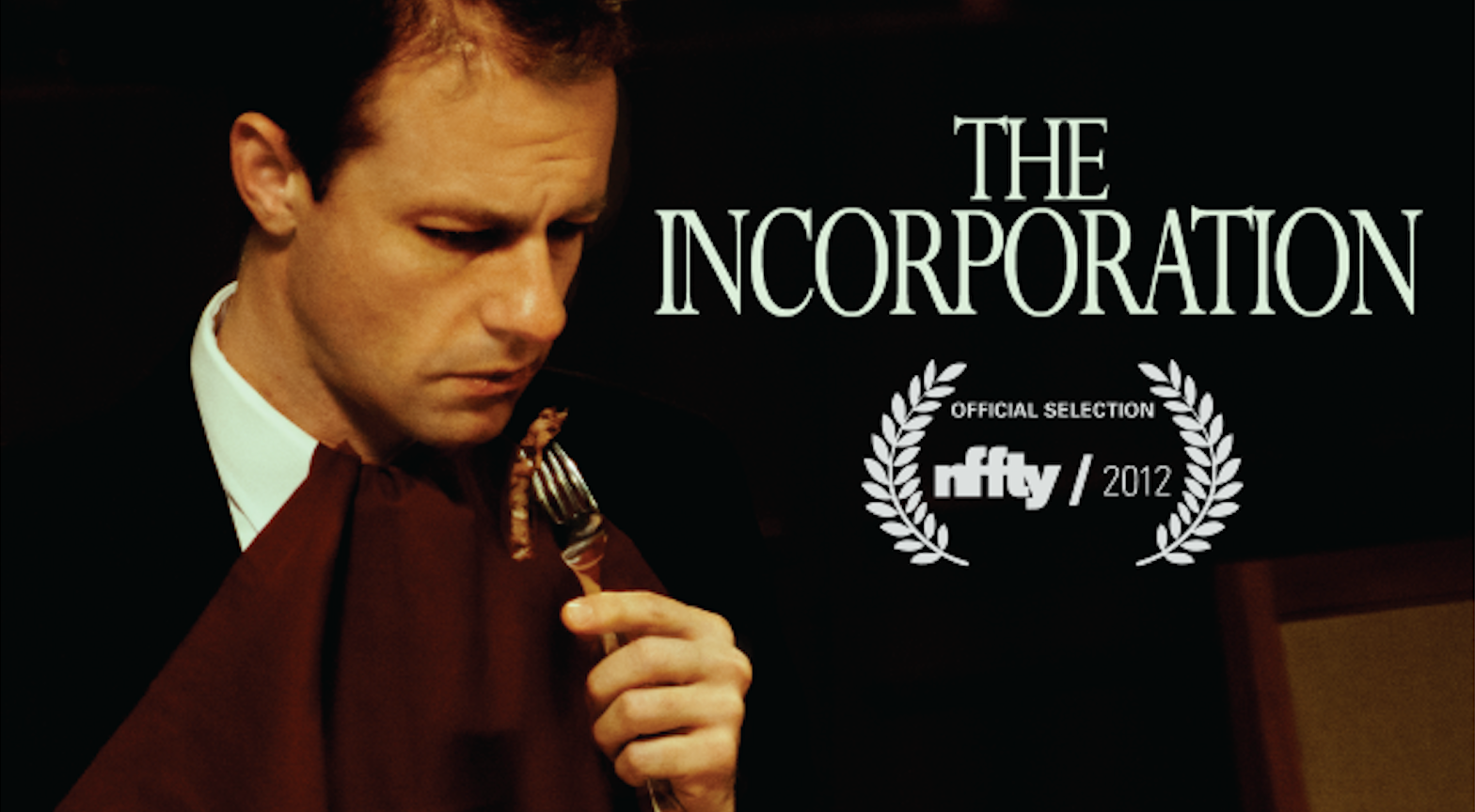 THE INCORPORATION - Hosted by Tribeca + Maker's The Picture Show https://www.youtube.com/watch?v=KzUxgK7Hlu0Audience Award Winner of National Film Festival of Talented YouthAwarded in CET / FAMU RetrospectiveFilmed in the 35mm Program at FAMU / CETDirected & Written by Aly Migliori & Hannah LevyEdited by Aly Migliori