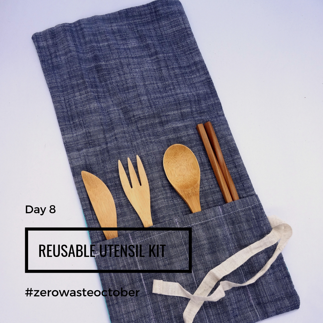 Reusable Utensil Kit