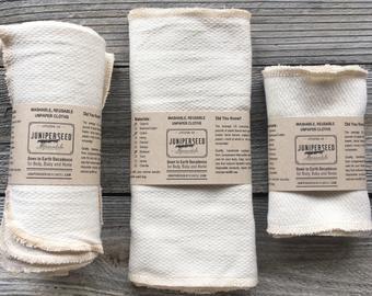 Juniper See Mercantile Unpaper Towels