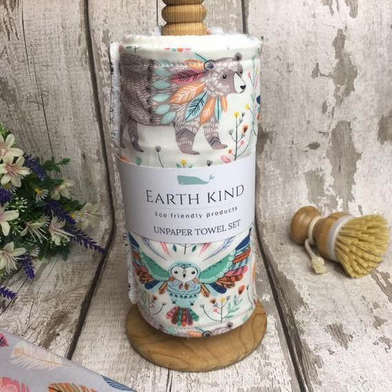 Earth Kind Unpaper Towels