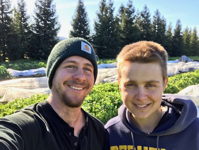 - Hail and Eli met when Eli (still unaware of his trans identity) moved to Sonoma County, CA, 10 months ago to work on a small farm run by Hail (who's identified as trans for five years and is several years into transitioning). Though very different personalities, they've struck an unlikely friendship farming together, and especially with Hail's coming out to Eli, which caused Eli to realize that there's a word for how he's always felt. Eli has now come out and started T, with much support and encouragement from his