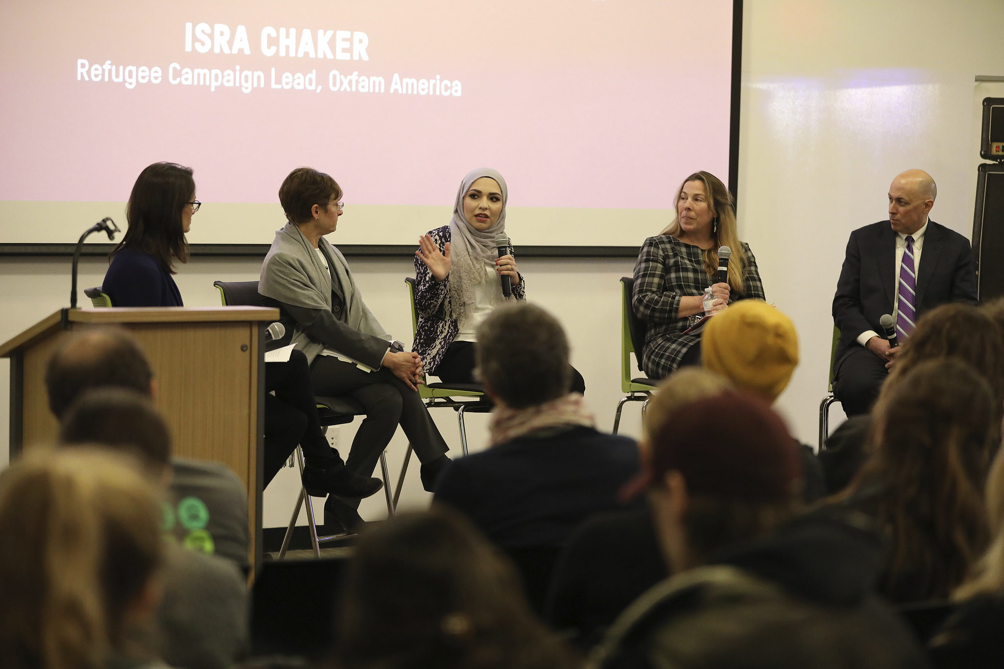 Isra Speaks