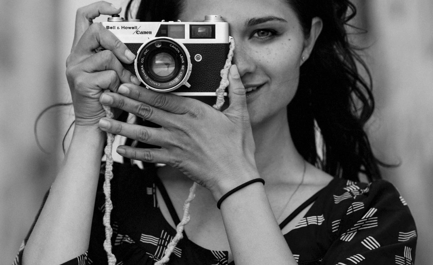 TRUE GRIT - PHOTOGRAPHER & ENVIRONMENTALIST MEG HAYWOOD SULLIVAN