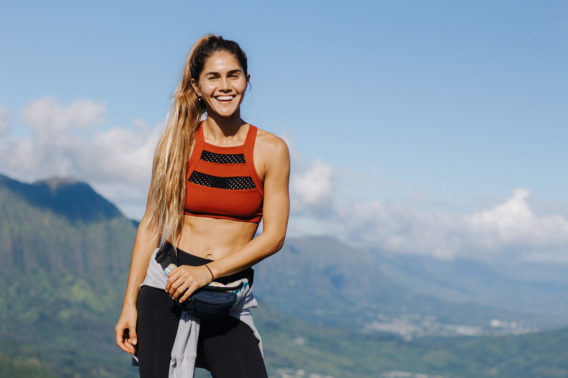 CHASING HAPPINESS - FITNESS TRAINER ROCAMOON
