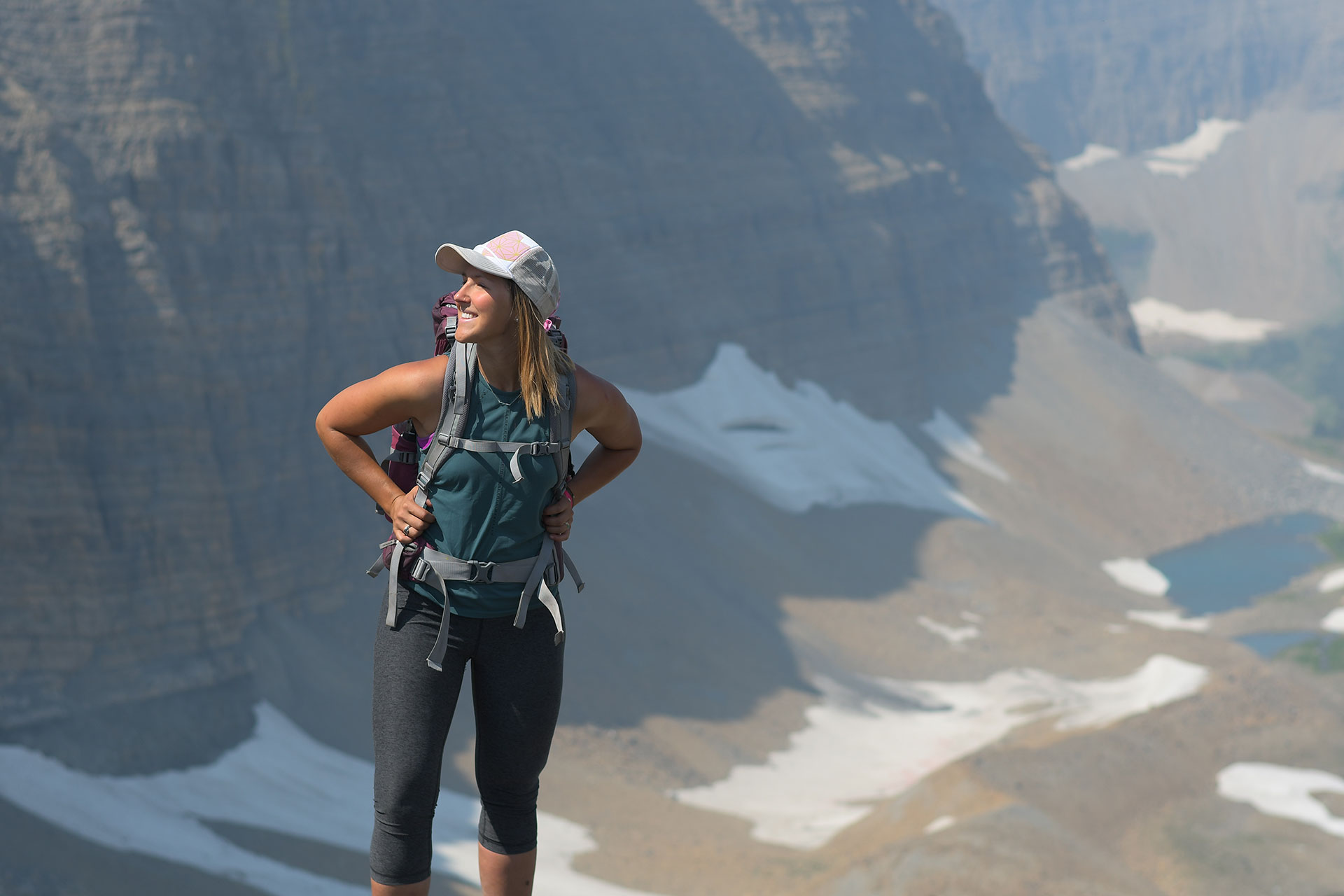 FEARLESS PURSUIT - FREESTYLE-SKIER TURNED LIFE COACH JEN HUDAK