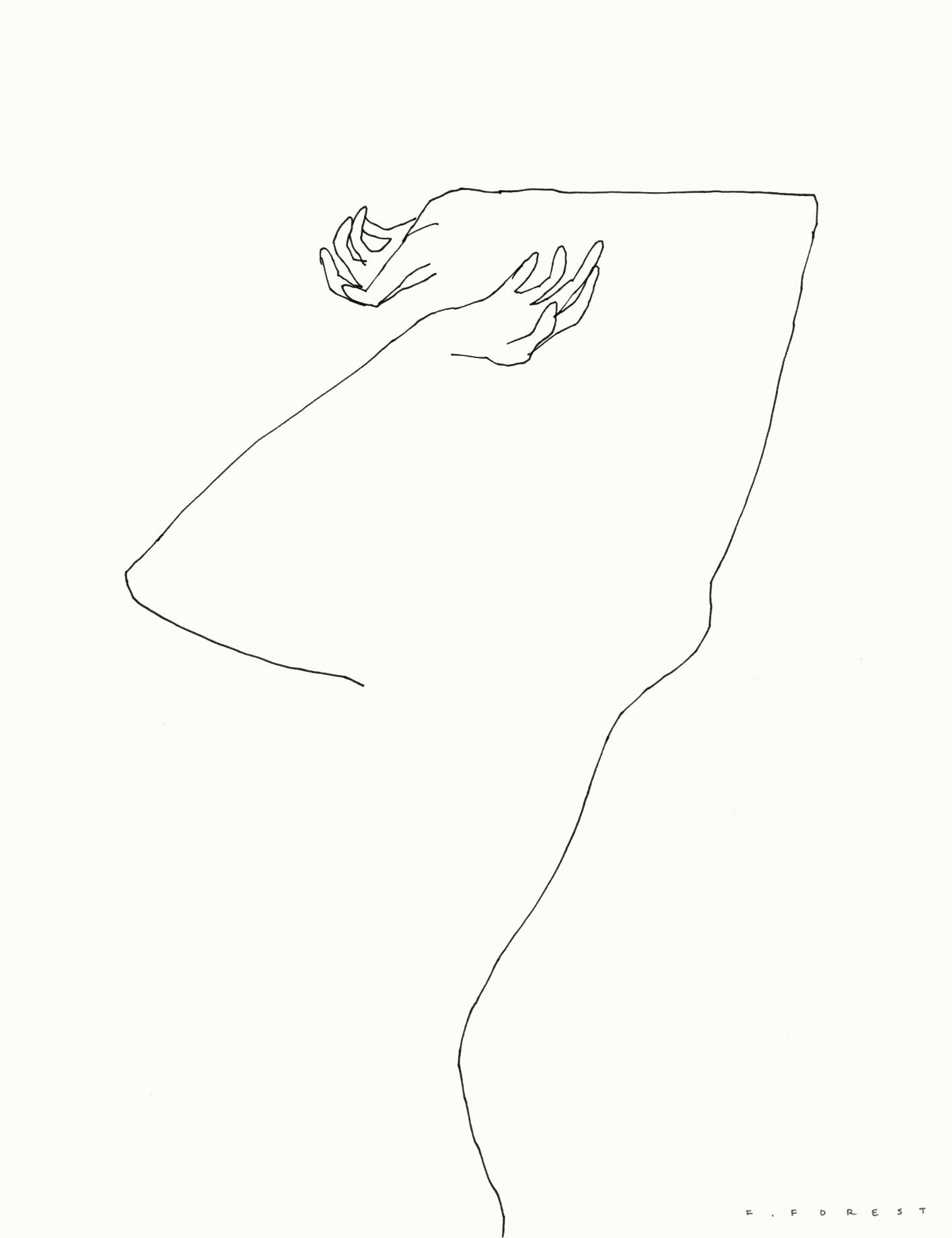 Woman Dancing #212