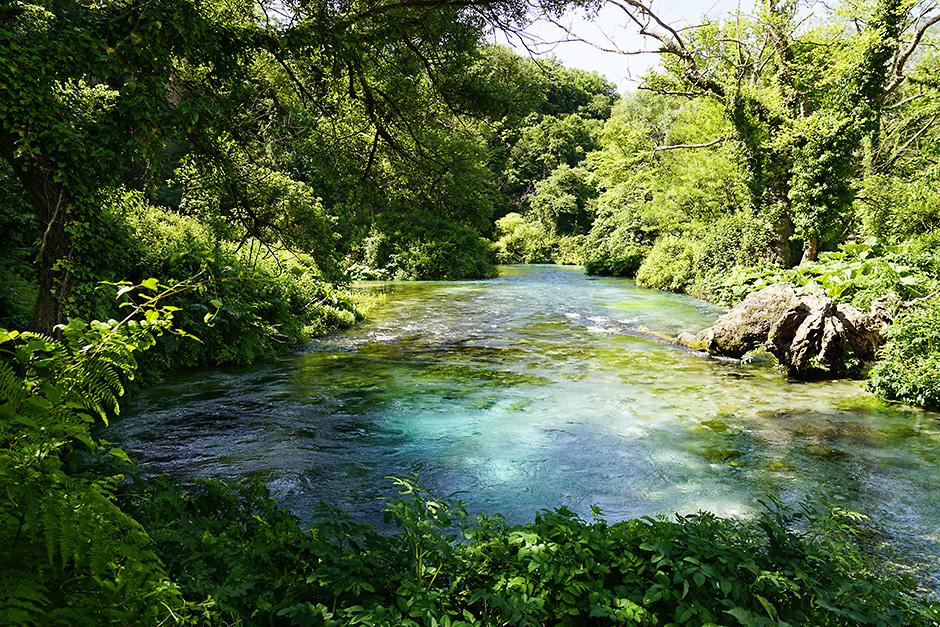 Albania Southern river.jpg