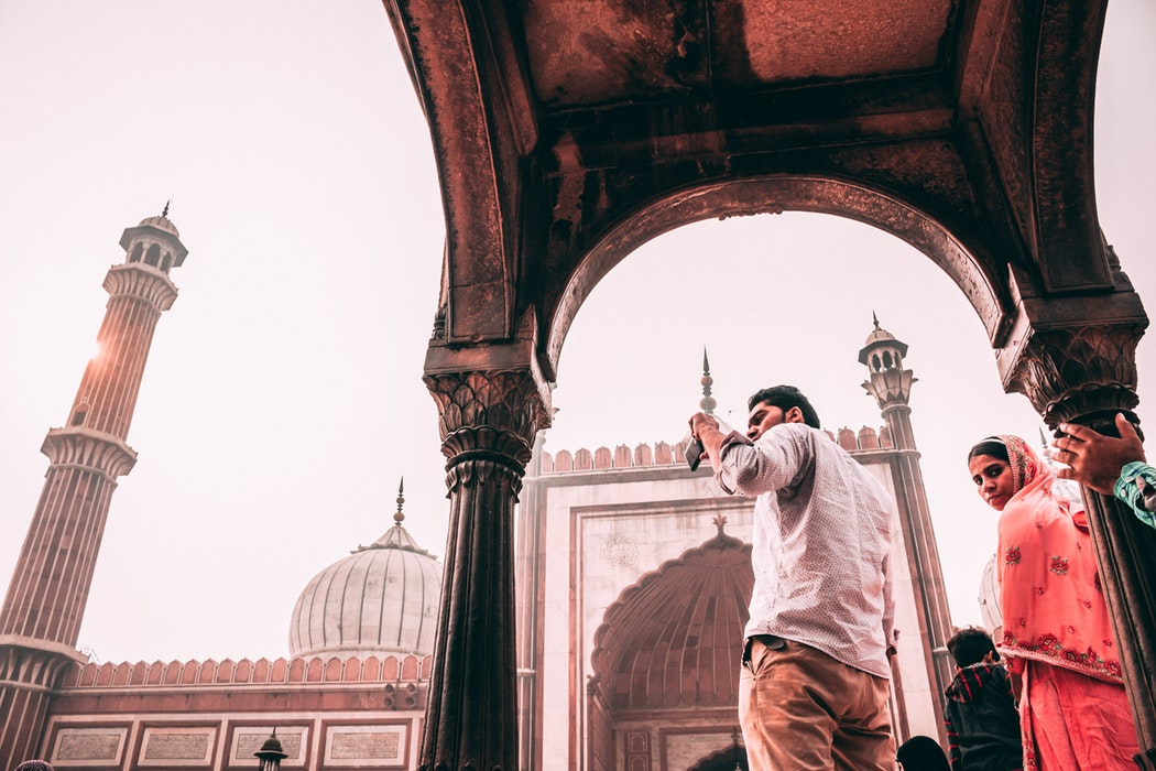 Hovedstaden Delhi