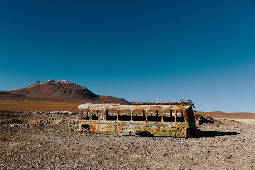 Nyt Atacamaørkenens stillhet