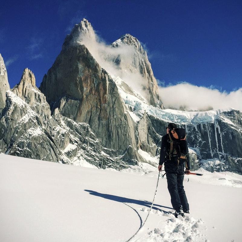 Opplev Patagonias skjønnhet til fots