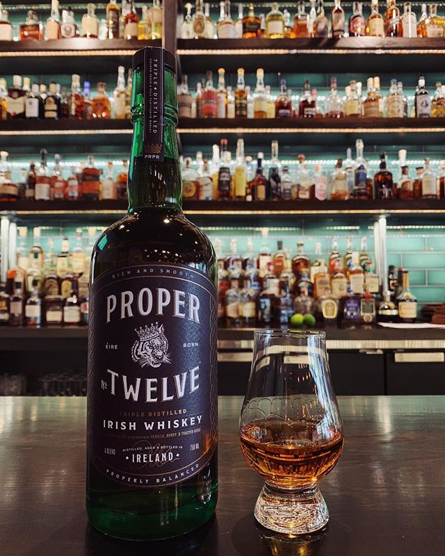 The Whiskey Project ATL is proud to offer @properwhiskey by the one and only @thenotoriousmma