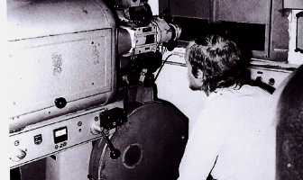 Projection Room, Kriterion