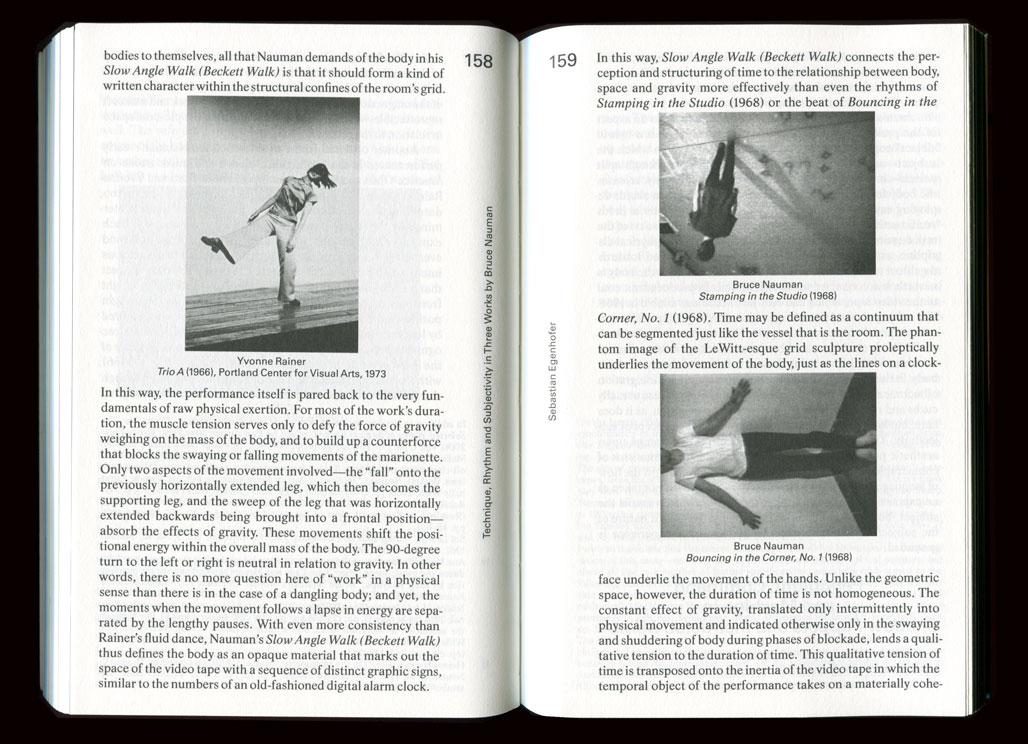 Bruce Nauman – A Contemporary
