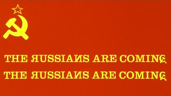 The Russians Are Coming, the Russians Are Coming  (1966).