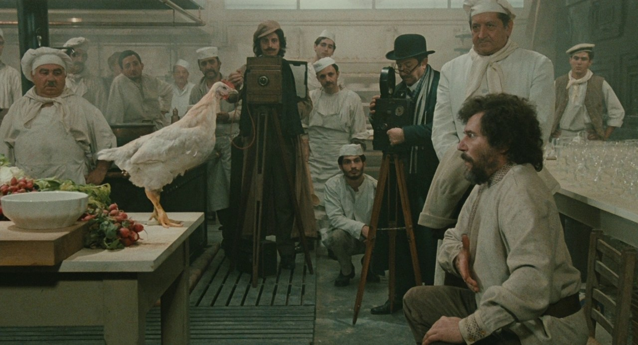 Film: And the Ship Sails On / Director: Federico Fellini / Year: 1983